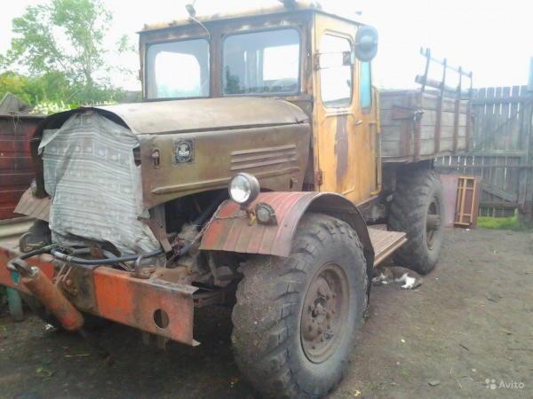 Авито авто трактор самодельный 191