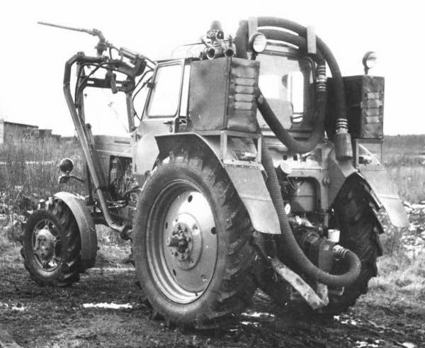 Плохо заводиться трактор | Fermer.Ru - Фермер.Ру - Главный.
