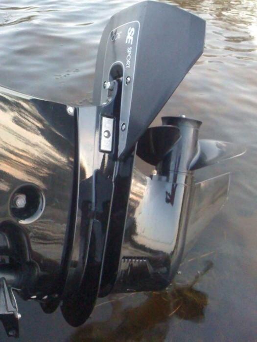 лодочные моторы до с антикрылом видео
