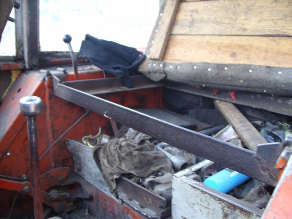 Кабина своими руками на трактор т-25 12