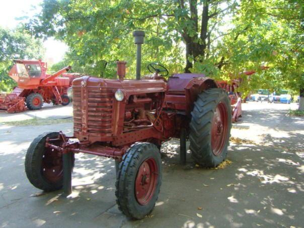 первые трактора мтз видео Цена