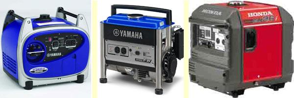 Инверторы от инновационных лидеров, Ямаха и Хонда