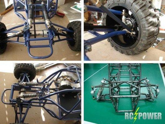 Как сделать колесо на машинку
