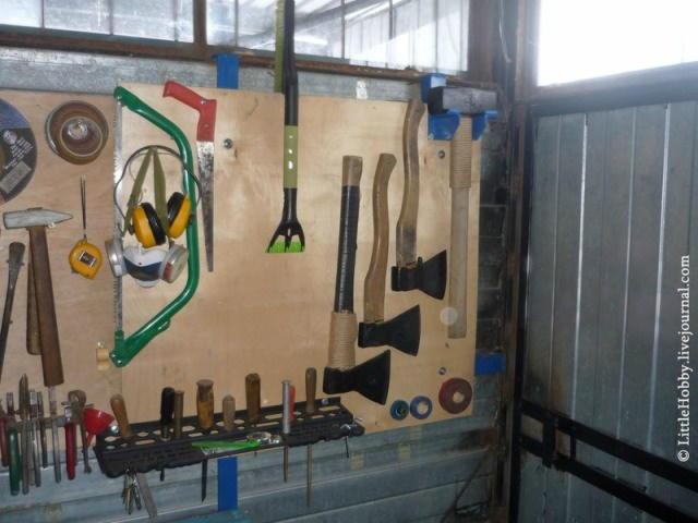 Самодельные инструменты и приспособления для гаража 134