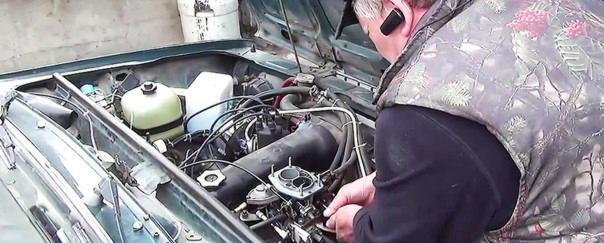 нестабильно работает двигатель ваз 2106 на холостых порно, задорно