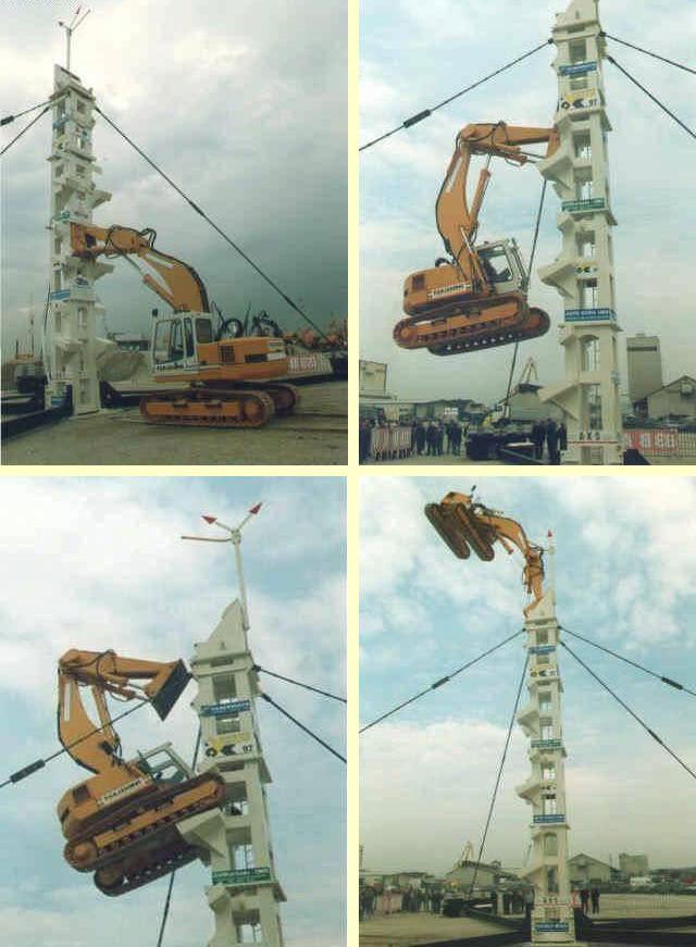 Невероятно, что могут делать эти 3 машиниста с экскаваторами!