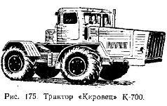 «Кировец» К-700