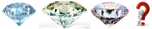 Как отличить алмаз?