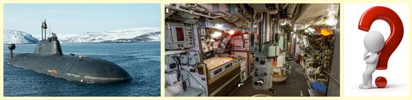 Как работает субмарина?