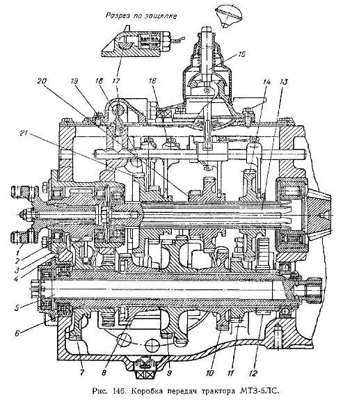 коробка передач мтз-80 реферат
